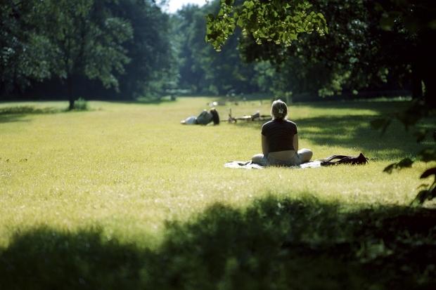 Berlin, Tiergarten, 2007