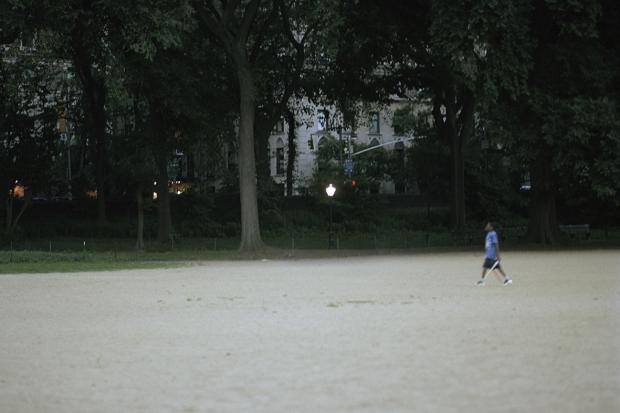 New York, Central Park, 2008