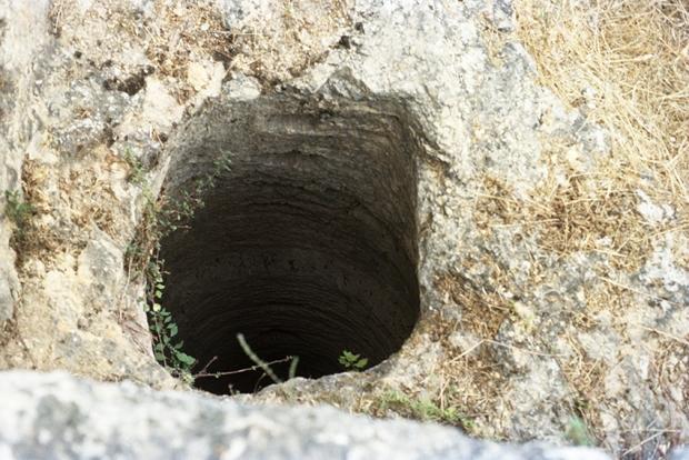 Nel Peloponneso: Eleusi
