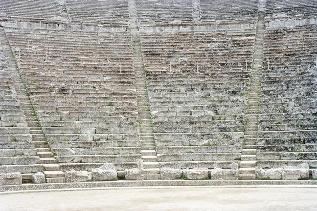Nel Peloponneso: Epidauro